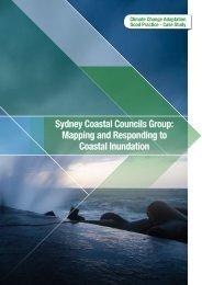 Sydney Coastal Councils Group - National Climate Change ...