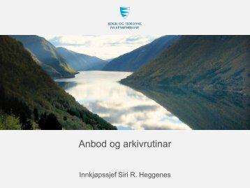 Velkommen til Sogn og Fjordane fylkeskommune - Fylkesarkivet i ...