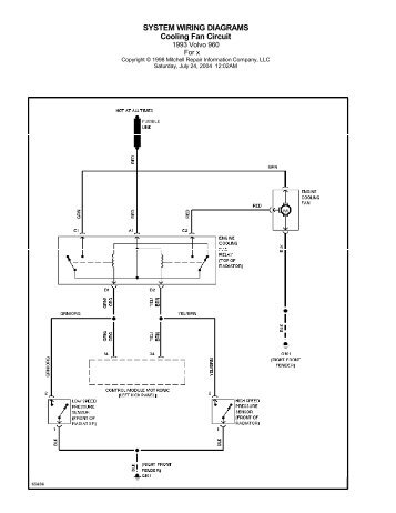 1997 volvo 960 engine diagram schematics wiring diagrams u2022 rh mrskinnytie com