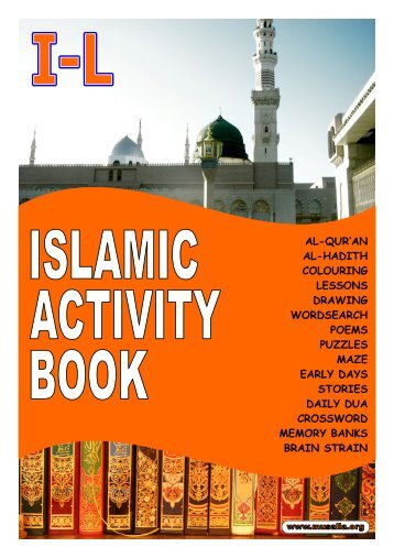 Islamic Activity Book 2 - Musalla As Salaam
