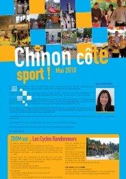 Mai 2010 - Chinon