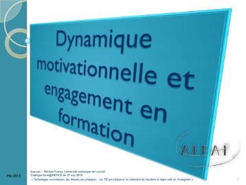 Dynamique motivationnelle et engagement en formation.pdf - Aleap