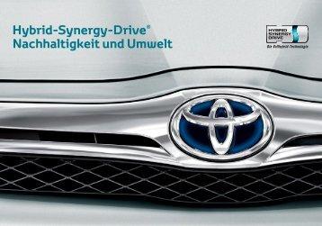 ecologic® ist das Plus an Verantwortung - Toyota