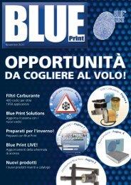 Blue Print LIVE!