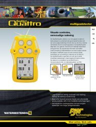 multigasdetector - BW Technologies Ltd.