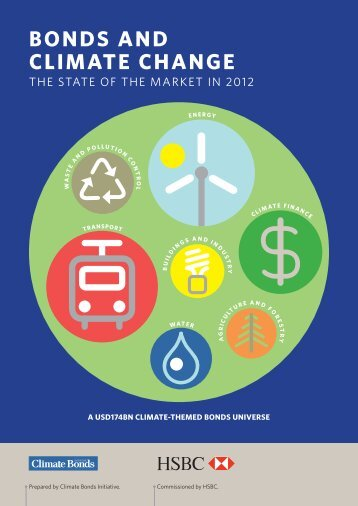 2012 Bonds and Climate Change report - Climate Bonds