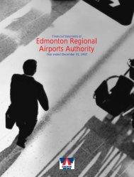 Edmonton Regional Airports Authority - Edmonton International Airport