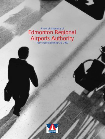 Edmonton Regional Airports Authority - Edmonton International Airport