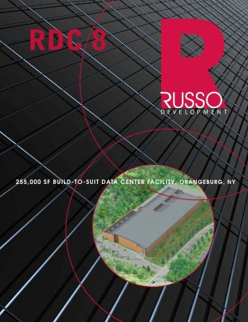 RDC 8 - Russo Development
