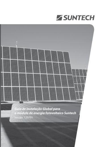 Manual de Instalação Suntech - ROLEAR MAIS