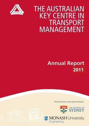 Annual Report 2011 - The University of Sydney