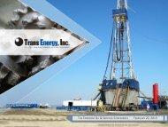 The Oil & Gas Conference - EnerCom, Inc.