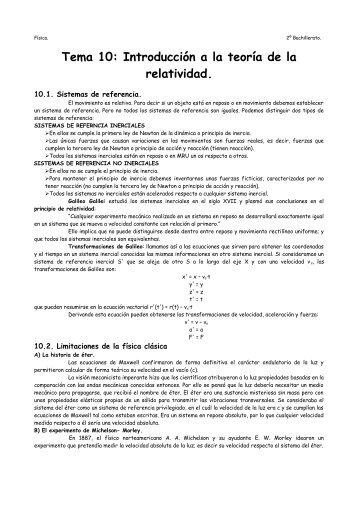 Apuntes Tema 10 - IES Universidad Laboral