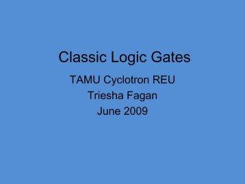 Classic Logic Gates