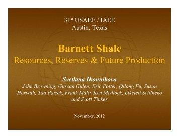 Barnett Shale