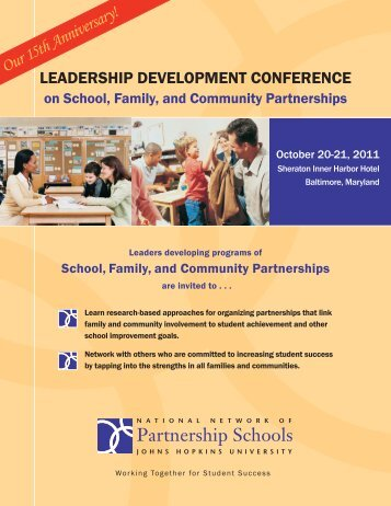 LEADERSHIP DEVELOPMENT CONFERENCE - National Network ...