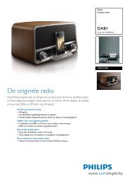 ORD7300/10 Philips Original-radio