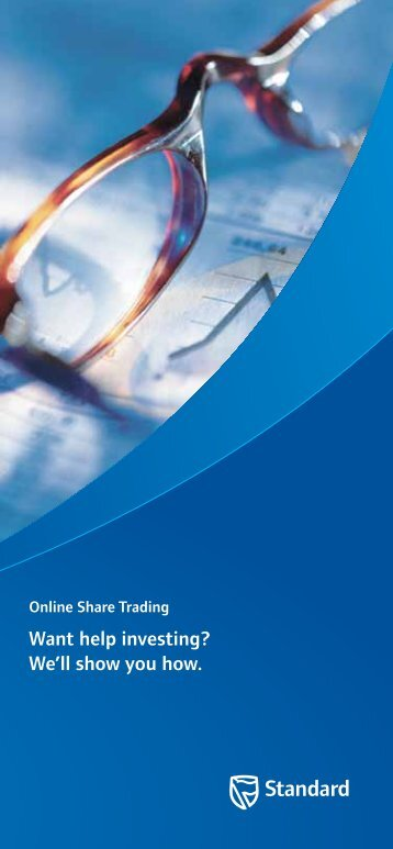 Download the brochure - Standard Online Share Trading