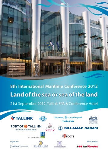 Land of the sea or sea of the land 8th International ... - Corpore