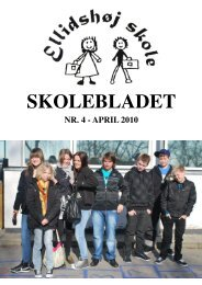 skoleblad april 2010 - Ellidshøj Skole
