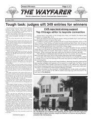 Winter Issue 2004 - NATJA - North American Travel Journalists ...