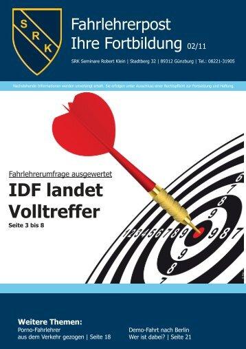 IDF landet Volltreffer - Klein, Robert