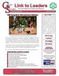 Feb 2012.indd - Girl Scouts of Southern Illinois