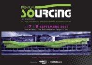 7 au 8 Septembre 2011 - Premium Sourcing
