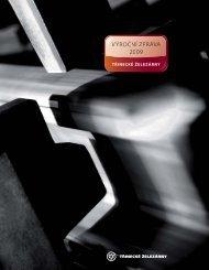 Výroční zpráva TŽ 2009 v pdf, 4,1 MB - Třinecké železárny
