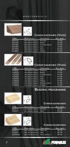 Floor baSeboard programme - Formales - Page 7