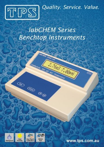 Download the full colour labCHEM Series Brochure (1.32 MB ... - TPS