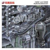 NEU Prospekt F200F/G - Yamaha Motor Europe