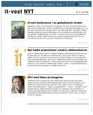 it-vest NYT nr. 23 - april 2006