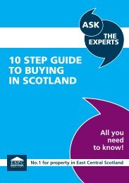 10 STEP GUIDE TO BUYING IN SCOTLAND - ESPC.com