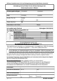 Anmeldung OGT Hohenstaufenschule 12-13