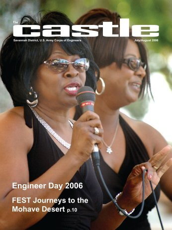 Engineer Day 2006 - Savannah District, U.S. Army Corps of ...