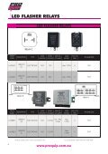 led flasher relays - Pro Quip - Page 4