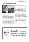 Programmheft - Verein Freunde Schwerer Zugpferde Schweiz - Seite 5