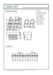KT20801AC0B CODE A
