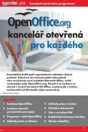 stáhnout příručku v PDF - Jak na počítač
