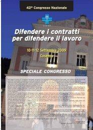 Speciale Congresso. La relazione del Segretario Nazionale - SIVeMP