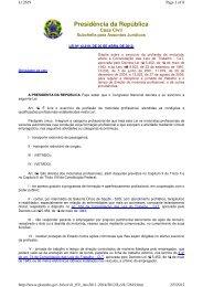 Lei Nº 12.619, Dispõe sobre o exercício da profissão de ... - Udop
