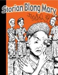 Storian Blong Mary - Wan Smolbag Theatre