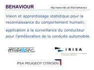 BEHAVIOUR - LAAS CNRS