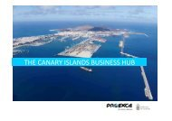 The Canary Islands Business Hub to Africa - Proexca