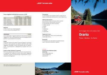 Orari e prezzi_Estate_2013.pdf - Valtellina