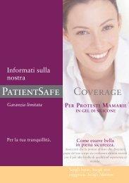 PATiENTSAFE COVERAGE - Mentor