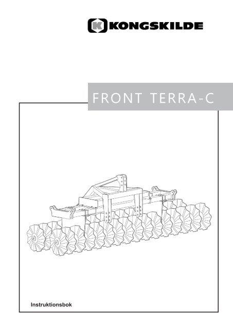 Front Terra manual S_2013_04_05 - Kongskilde