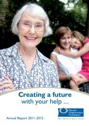 Download the MD Foundation's 2011 / 2012 Annual Report in PDF ...