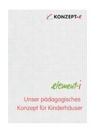 Kinderhaus Konzept - element-i